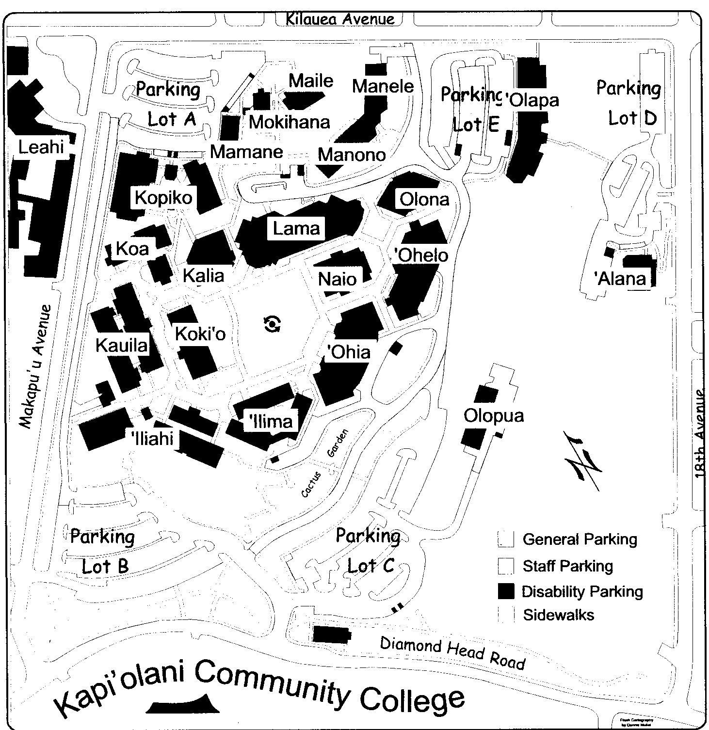 Kcc Campus Map Helderateliers